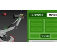 [Lynda] Animating in 3ds Max: Constraints, Controllers, and Wire Parameters [ENG-RUS]. Анимация в 3ds Max: Ограничители, Контроллеры и Параметры связей