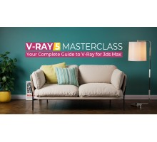[MographPlus] V-Ray 5 Masterclass: Your Complete Guide to V-Ray for 3ds Max [ENG-RUS]. Мастер-класс по V-Ray 5: полное руководство по V-Ray для 3ds Max
