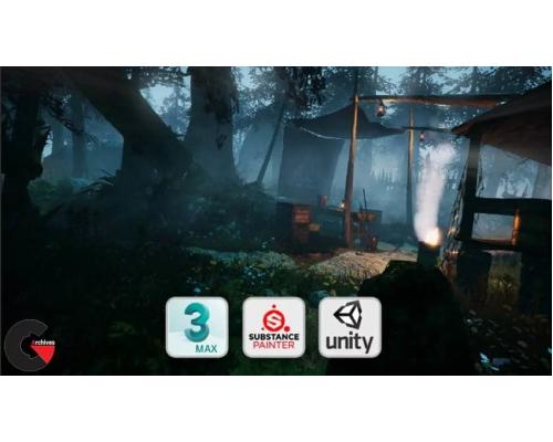 [Udemy] Learn the ART of Video Games [RUS]  Создания Артов и уровней для видео игр