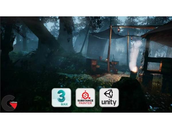 Создания артов и уровней для видео игр