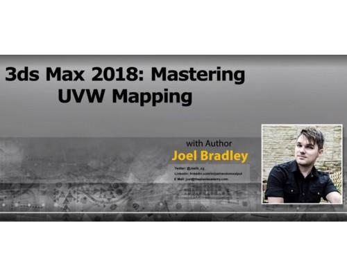 [Lynda] 3ds Max 2018: Mastering UVW Mapping [ENG-RUS]. 3ds Max 2018: Освоение UVW мэппинга.
