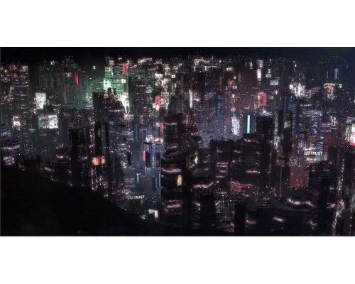 [Gumroad] Procedural Sci-Fi Cities [RUS]. Процедурные города в стиле Sci-Fi