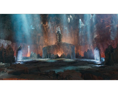 [Rebelway] Advanced Asset Creation In Houdini For VFX And Games [RUS]. Продвинутое создание ассетов в Houdini для VFX и Игр
