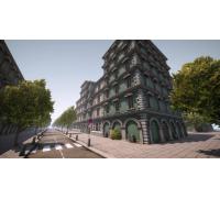 [Sidefx] City Building With OSM Data [ENG-RUS]. Создание города с помощью OSM данных.