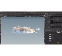 [SideFX] Houdini Clouds with VOPs [ENG-RUS]. Облака в Houdini с помощью VOPs: создавайте и анимируйте собственные облака