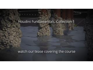 Добавлен курс по VFX в Houdini