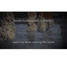 [FXPHD] Houdini Fundamentals Collection 1 [ENG-RUS]. Основы Houdini. Коллекция 1