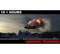 [Gumroad] VFX Studio Oriented / Houdini FX Training [ENG-RUS]. VFX как в студии / Эффекты в Houdini