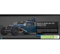 [The Gnomon Workshop] Vehicle Modeling for Production [RUS]  Моделирование техники для профессионально-производственных проектов