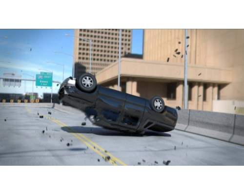 [Digital Tutors] Creating a Car Crash in Maya [RUS].  Автокатастрофы в Maya