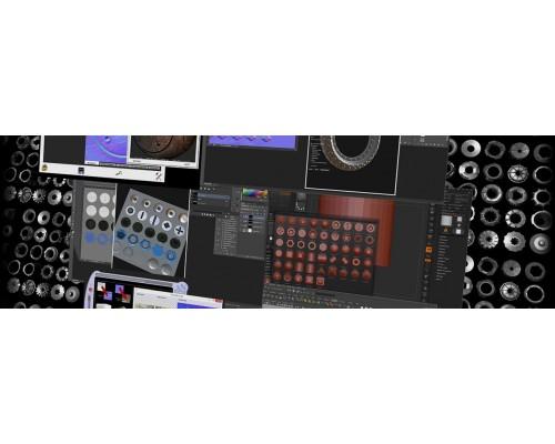 [Digital Tutors] Creating a Floater Pack in Maya [RUS]   Создание универсальных пакетов ассетов в Maya