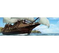 Моделирование детализированного корабля в Maya [RUS]