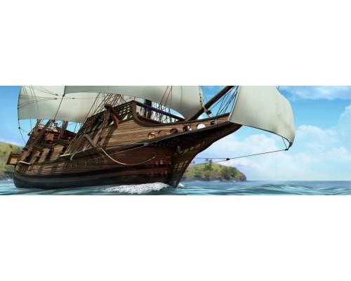 Моделирование детализированного корабля в Maya