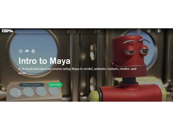 Введение в Maya. Часть 1