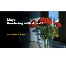 Maya: Rendering with Arnold на русском