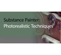 [lynda] Substance Painter: Photorealistic Techniques [ENG-RUS]. Substance Painter: фотореалистичные технологии