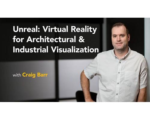 [Lynda] Unreal: Virtual Reality for Architectural & Industrial Visualization [RUS].  Unreal: Виртуальная Реальность для Архитектурной и Индустриальной визуализации