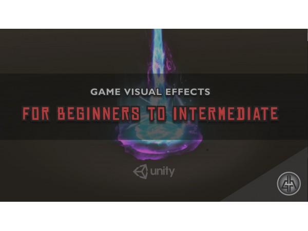 Визуальные эффекты для игр в Unity