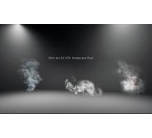 [Artstation] Intro to UE4 VFX: Smoke and Dust [ENG-RUS]. Введение в VFX в UE4: Дым и Пыль