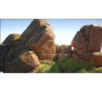 [ArtStation] Rock UE4 Game Engine Pipeline Tutorial [ENG-RUS]. Руководство по созданию Камня в UE4
