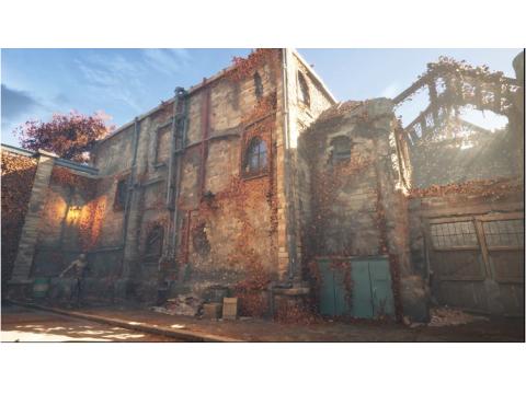 """29.06.21 Добавлена третья, заключительная часть курса """"Мастер класс по дизайну игрового окружения в Unreal Engine"""""""