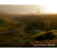 [Learn Squared] Unreal Environments from Unreal expert Joe Garth [RUS]. Виртуальные миры в Unreal Engine от Джо Гарта