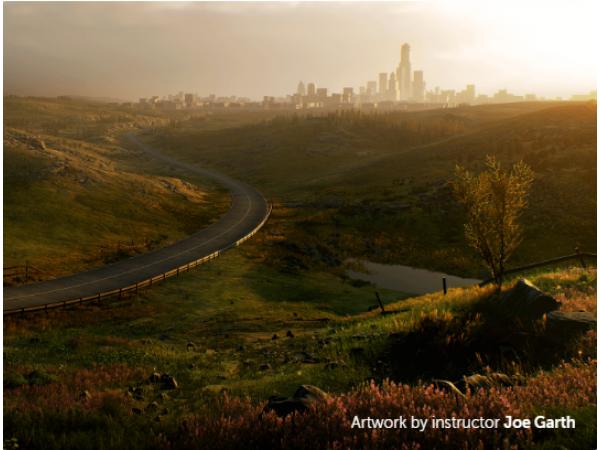 Виртуальные миры в Unreal Engine от Джо Гарта