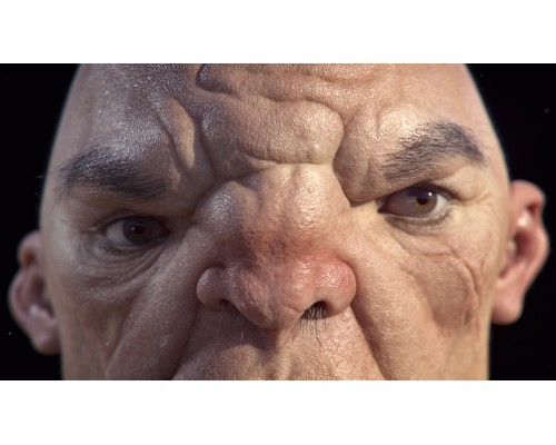 [Gumroad] Texturing Realistic Skin for Characters [RUS]   Создание текстуры реалистичной кожи персонажа